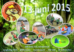 jungledag poster 2015