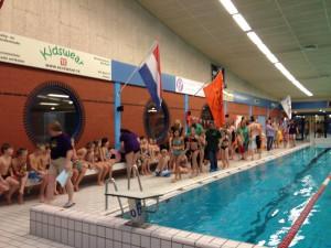 Regionale zwemwedstrijden